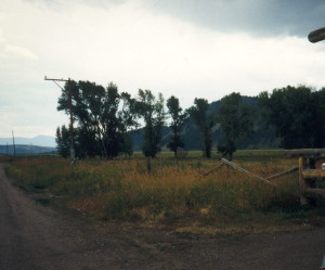 1996 from Moulton's driveway