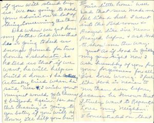 Margaret letter p2 & 3
