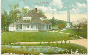 Orland postcard front