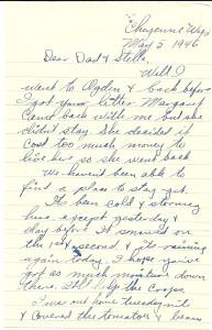 Wes letter p1
