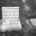 Enoch Farr grave