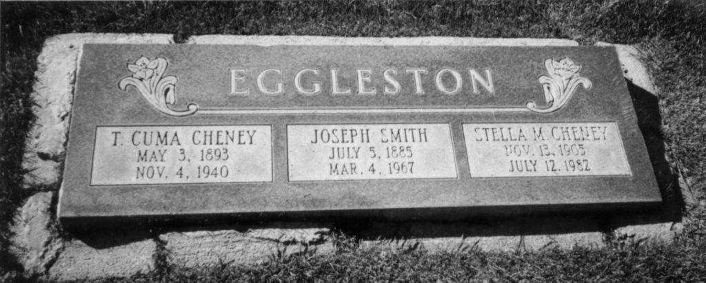 JoeEggleston grave