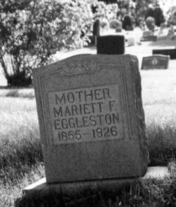Mariett grave