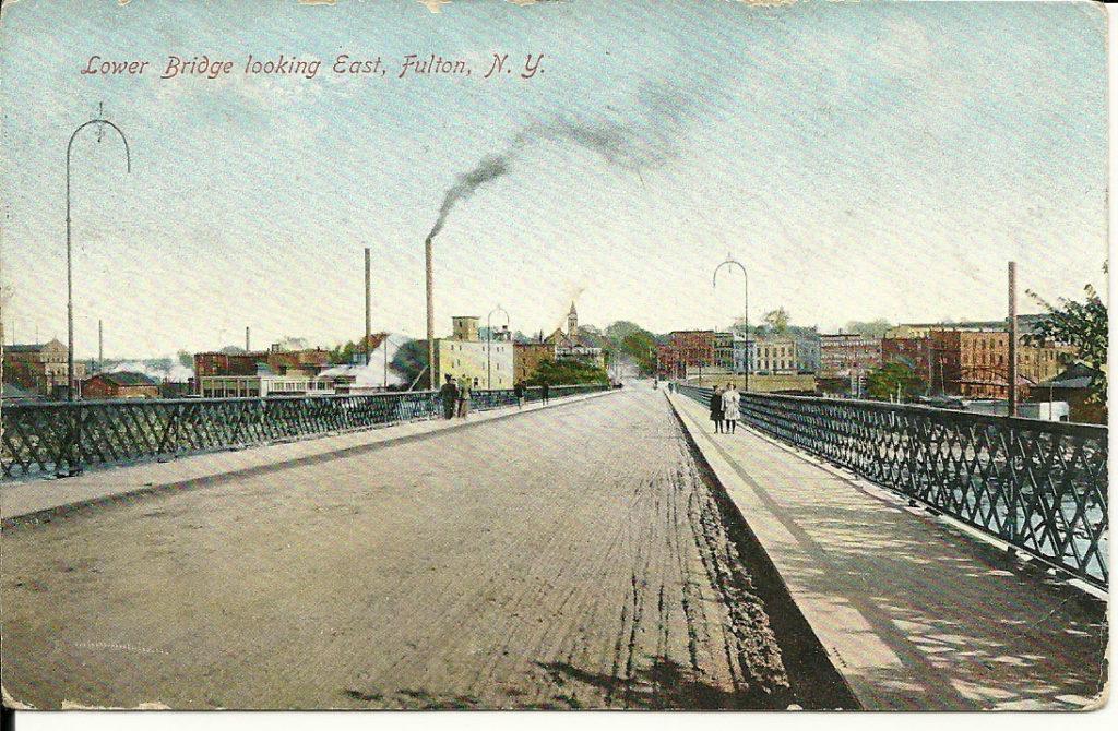 Postcards Fulton, NY