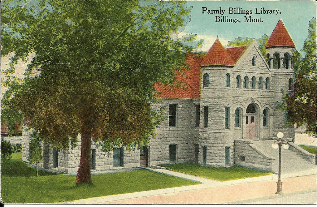 Billings, Montana library