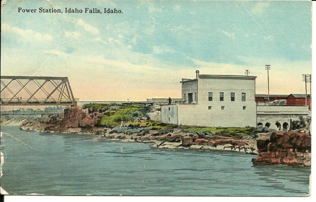 Idaho Falls Power Station