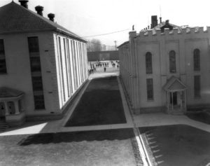 Utah State Penitentiary in Sugar House, 4 March 1936.