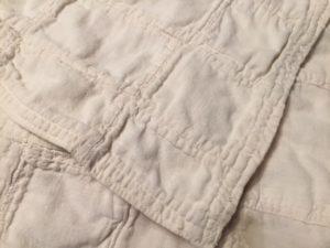 Blanket made by David Henry Johnson