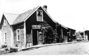 Grovont, Wyoming Post Office