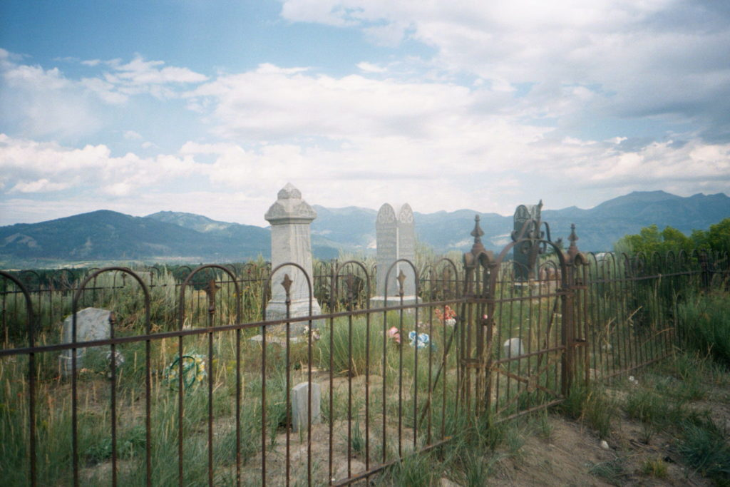 South Park Cemetery, Jackson, Wyoming