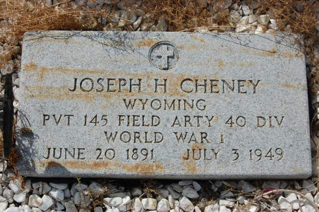 Joseph Howard Cheney